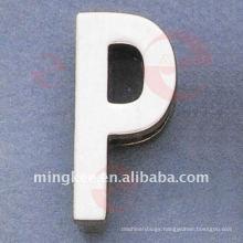 "Letter-""P"" bag Decorative hardware Accessories (O34-672A-P)"