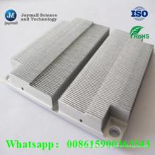 Dispositif de dissipateur de chaleur en fonte d'aluminium personnalisé pour équipement à haute puissance