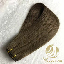 150grams Lace machine weft hair extensions