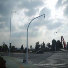 Pólo da Câmera de Tráfego de Aço com Certificado ISO
