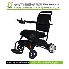 Foldable Disabled People Use Power Wheelchair