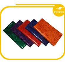 FEITEX Shadda Wholesale African Organic 100%Cotton Clothing Bazin Fabric Retail Brocade