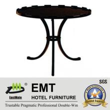 2016 Художественный дизайн Круглый согнутый ножной журнальный столик (EMT-CT07)