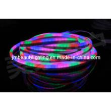 Lumière de corde au néon à LED flexible à 4 fils