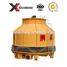 FRP mini PVC/PP material industrial water cooling tower