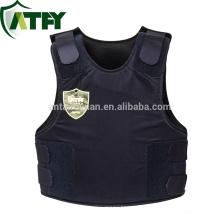 bullet resistant military tactical assault vest