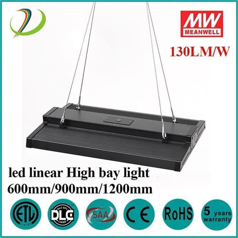 Intérieur LED Linear High Bay 100W