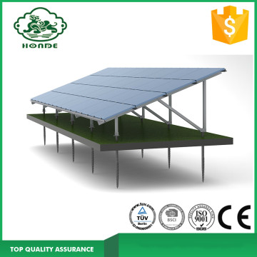 Solar Panel Mounting Brackets With Ground Screw