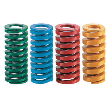 ISO 10243 Light load Blue Die Springs