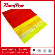 Reflective Micro Prismatic PVC sheet with special surface