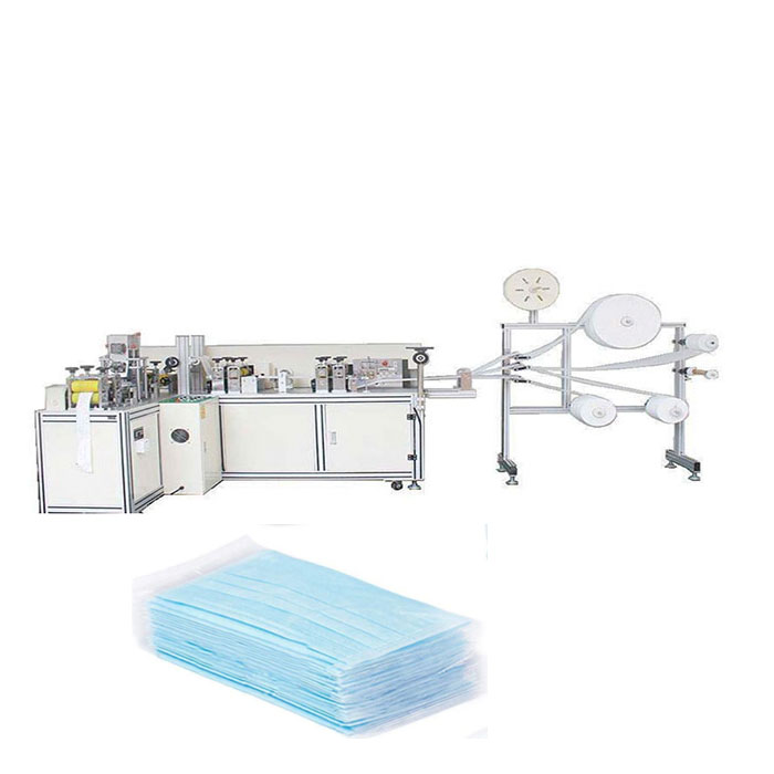 Disposable 3PLY Body Machine