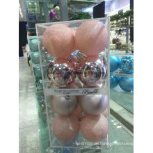Christmas Decoration Ornaments Baubbles in Different Shapes and Multi Color (direct factory)