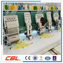 CBL 20 головки плоская и ленточная комбинированная компьютеризированная вышивальная машина