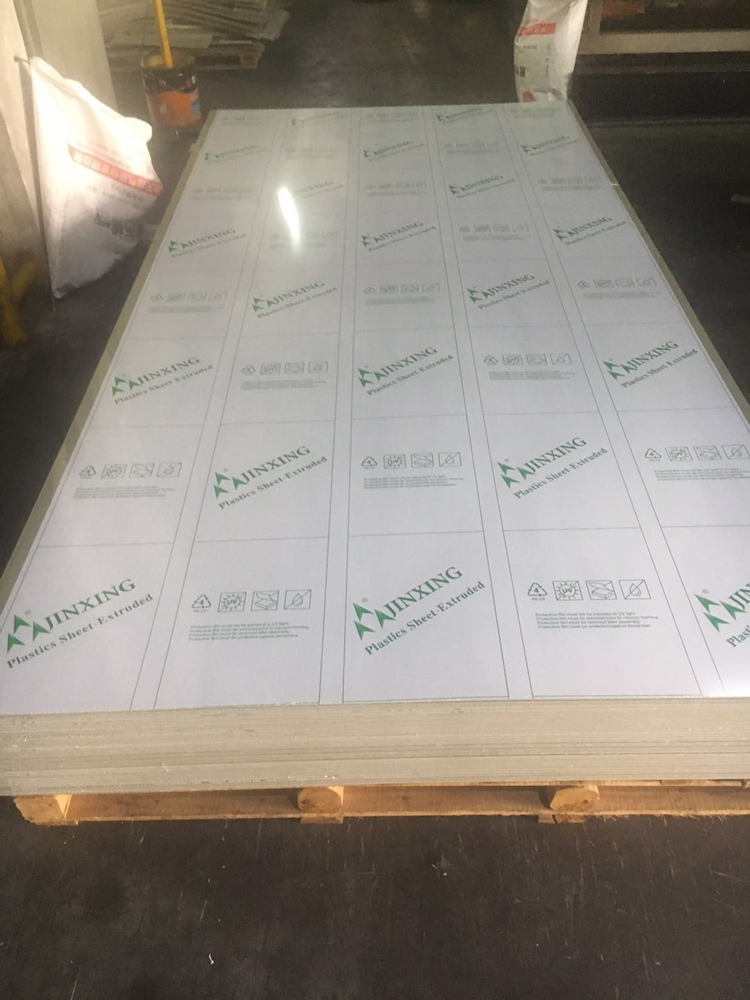 Customized Hard Plastic Colorful PP Polypropylene Sheet