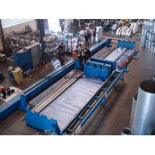 Máquina de enrolamento de filamento de tubulação FRP ou GRP ou linha Proudction