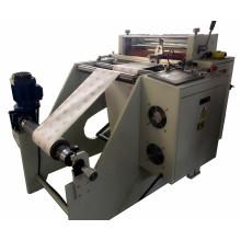 Máquina de corte da luva do psiquiatra da etiqueta do PVC