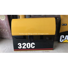CAT Caterpillar 320C Excavator Side Doors Aftermarket Spare Parts
