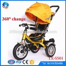 Neue Kinder Mode Abs Material Günstige Preis Baby Kinderwagen Kinder Kinderwagen Taga Bike Beisier Bike / Kinder Dreirad Mit Trailer