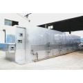 Máquina de secagem de alho de capacidade diferente