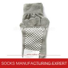 Men′s Anti Slip Toe Sock (UBUY-058)