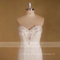 Strapless summer vestidos de novia wedding dress 2016