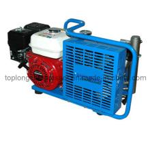 Compresseur de plongée sous pression à haute pression Compresseur de Paintball respirant (bx100p 5.5HP)