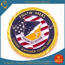 Benutzerdefinierte USA Congressinal Metal Coin