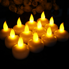 Flameless Floating Candle Electronic Candle