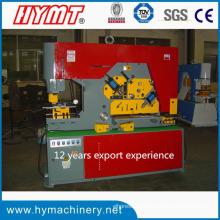 Q35Y-25 hochpräzise hydraulische Eisen Arbeiter Winkel Stahl Schneidemaschine