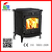 Indoor fogão a lenha de ferro fundido à venda WM702A