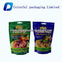 O saco impresso personalizado da porca de caju / roasted sacos da porca / sacos de empacotamento da porca de caju