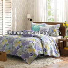 Ensemble de couvertures multicolores Madison Park Emily 6 pièces