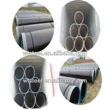 Mejor calidad y precio más bajo astma53 / a106 precio de tubería de acero sin soldadura por tonelada