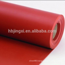 factory price silicone rubber sheet