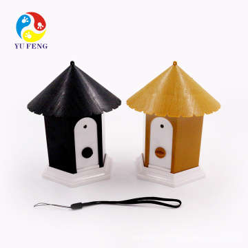 Upgraded Version Ultrasonic Bark Control repeller Waterproof Stop Dog Outdoor Devices Ultrasonic Training Dog silencer Super Factory Wholesale Outdoor Birdhouse Dog Repeller, Ultrasonic Anti Dog Bark Control