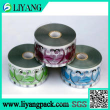 Cute Smile Face, Three Color, Heat Transfer Film