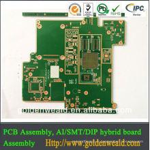 un arrêt pcba fabricant et pcb design dvr pcb