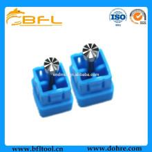 BFL Режущий инструмент с ЧПУ Твердосплавный инструмент Концевая фреза, 45 градусов