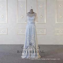 Manufacturer Alibaba Evening Dresses Sexy Sequin Floor Length Cross Back Evening Gown