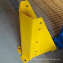 Угловой предохранитель для защиты стеллажей поддонов