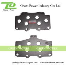 Steel Back Plate D436