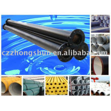 3PE steel pipe 2PE Epoxy lsaw SSAW WELDED API 5L WATER OIL