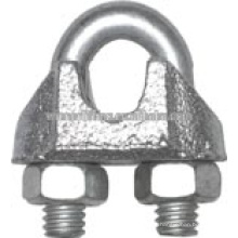 factory direct us type drop forged wire rope cable clips