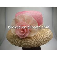 Оптовая продажа шлема sinamay оптовой принимает малый заказ