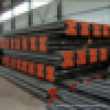 China liefern 1 Zoll Durchmesser Din Standard schwarz runden Kohlenstoff Stahl Rohr Preis pro Tonne