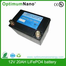 Boîtier à base de plomb scellé ISO9001 12V Batterie lithium-ion 5ah 10ah 20ah 100ah