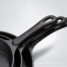 Cast Iron Fry Pan Set/Skillets/Cookware Set