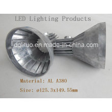 Lampengehäuse Studio LED / Aluminiumlegierung Druckguss