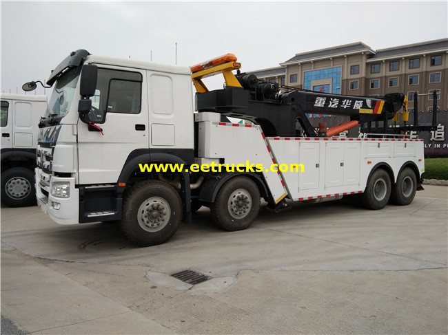 15 Ton Heavy Duty Tow Trucks