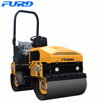 Famous Diesel Asphalt Road Roller Compactor with 3 Ton